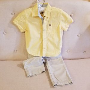 Tommy Hilfiger/Chaps outfit